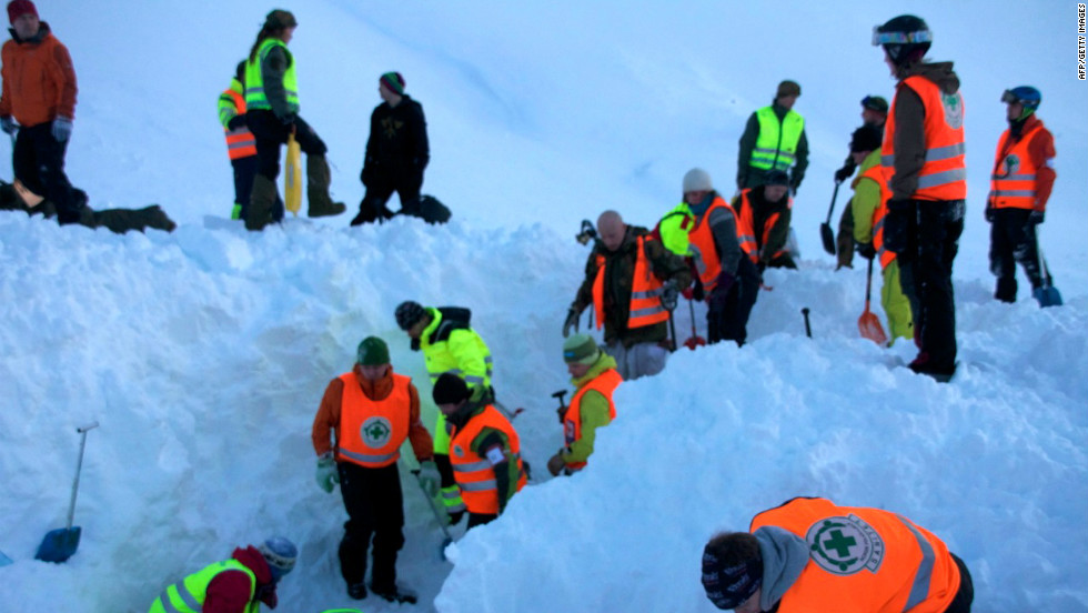 The dangers posed by avalanches are only too real and world governing body FIS has issued strict guidelines for resort officials and individual skiers about the dangers. This tragedy in northern Norway claimed the lives of five victims in March 2012.