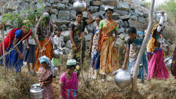 Only three % of rural Indians are connected to the Internet, according to IAMAI.