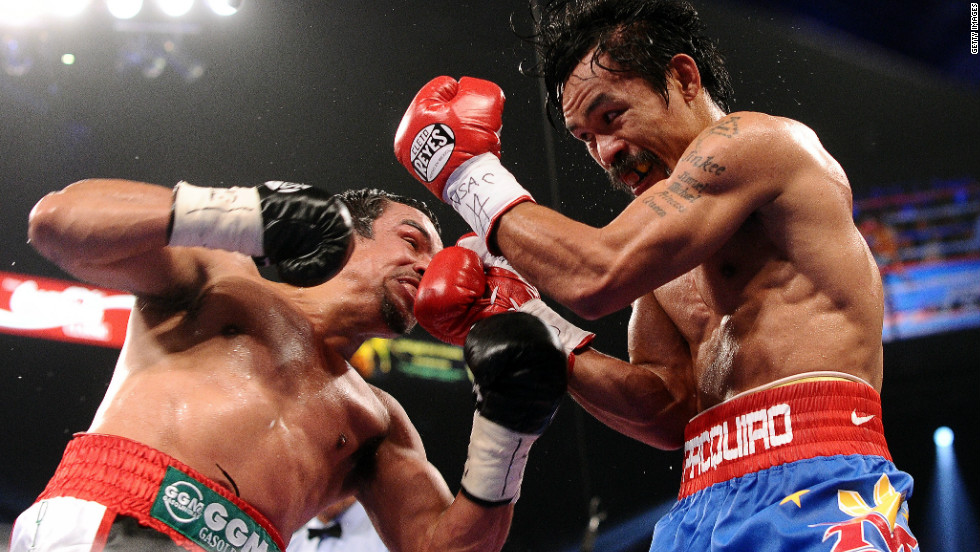 Controversy once again reigned when the two fought for a third time in in a welterweight bout in November 2011.
