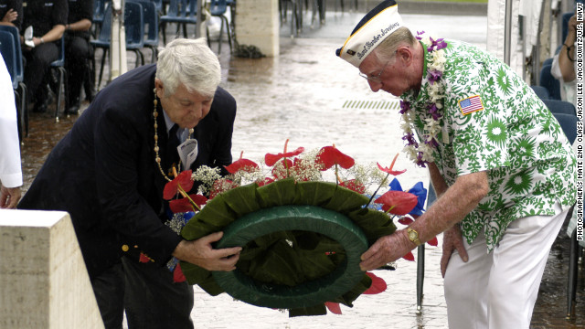 Pearl Harbor survivor, 91, helps identify unknown dead