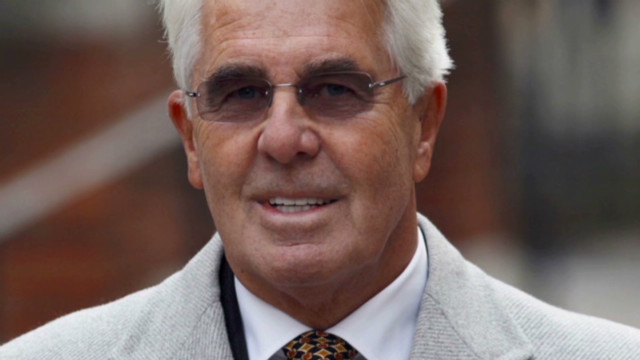 Max Clifford arrested in abuse probe