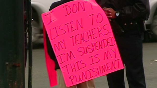 dnt wtvd nc punishment sign_00001923