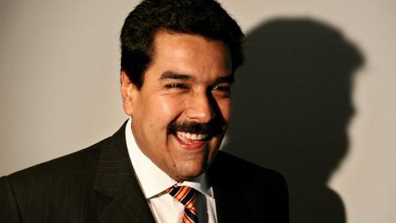 Now Vice President Nicolas Maduro is Venezuela's interim leader.