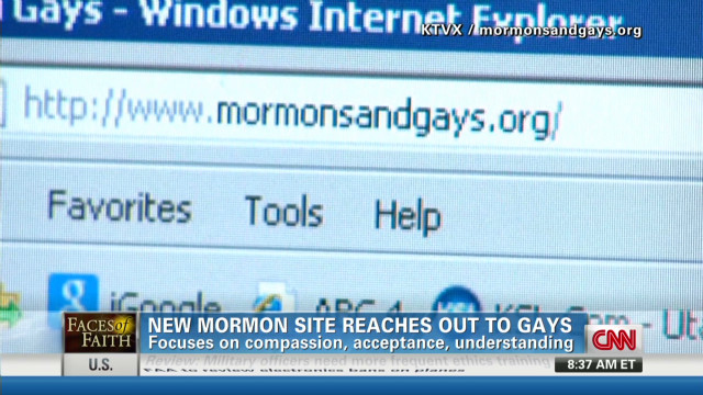 New Mormon site reaches out to gays