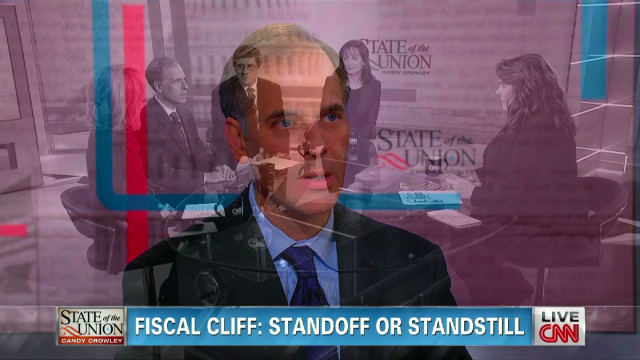 Fiscal cliff and cost of doing nothing