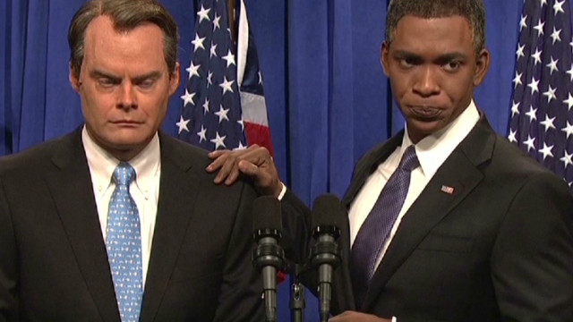 SNL rips Boehner-Obama relationship