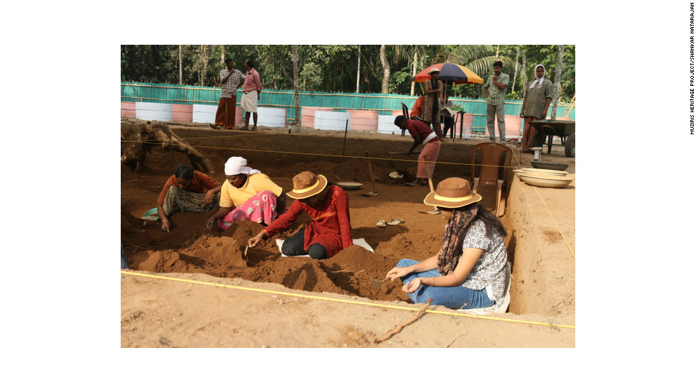Excavations just outside Kochi have unearthed pottery, coins and various other artefacts that link the region to the Roman era, emphasizing the city's historic importance.