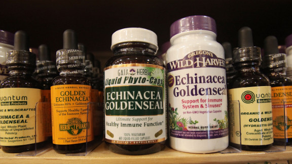 Herbal and dietary supplements are subject to much less stringent regulations than pharmaceuticals, David Frum writes.