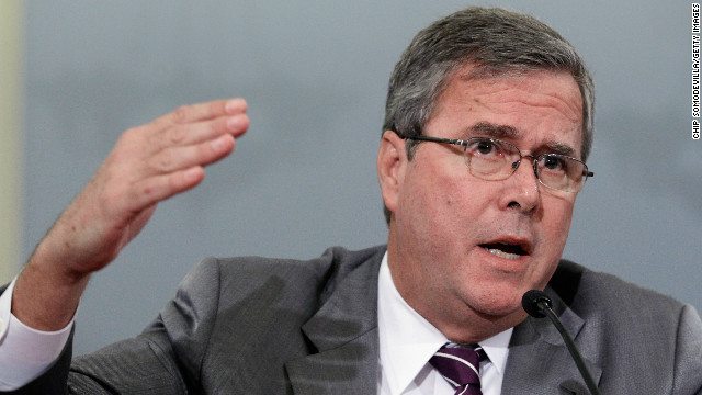 Jeb Bush, former governor of Florida, is a potential GOP candidate for the 2016 presidential election.