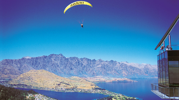 <strong>Queenstown, New Zealand:</strong> For a Christmas more chilled than chilly, try a summer break in Queenstown. You can jetboat, river surf or paraglide on Lake Wakatipu or simply set up camp along the lakefront and enjoy a hearty Christmas meal of lamb, seafood and chicken on the barbie.
