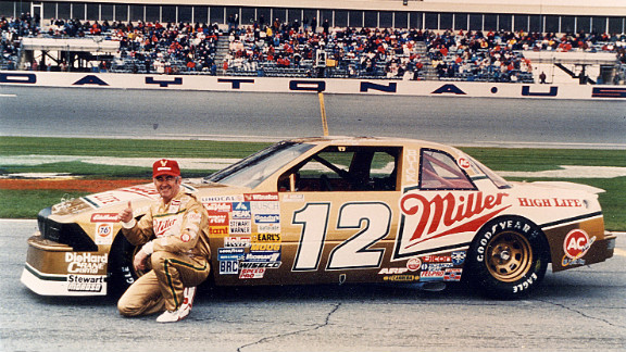 Though his career was cut short by a near-fatal 1988 accident at Pocono Raceway, Bobby Allison is considered one of NASCAR