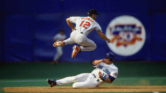 """Dubbed """"Remember the Alomar"""" by ESPN"""