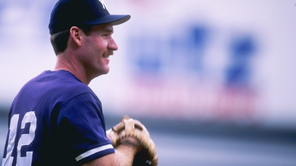 The poultry may have paid off. Superstitious to the point of eating chicken before every game, the Omaha, Nebraska-born Wade Boggs didn