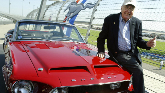 Carroll Shelby, famous for creating high-performance road and racing cars bearing his name, died on May 10 in Dallas. He was 89. His name is probably most associated with the Cobra and the Shelby line of Ford Mustang-based performance cars.