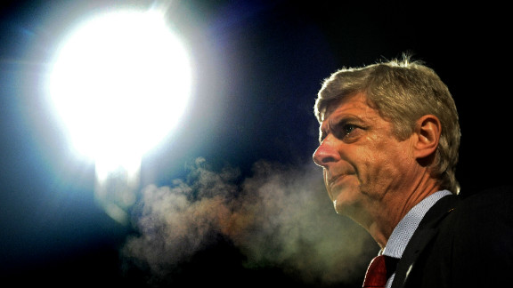 Arsene Wenger will be under the spotlight once again after Arsenal