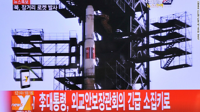 Rocket launch boosts North Korea