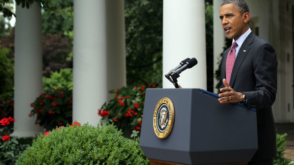 President Barack Obama announced in June that his administration would stop deporting some young immigrants if they met certain requirements. The annoucement drew scrutiny from the right for usurping congressional procedure and from the left for not going far enough on immigration reform. But many in the immigrant community were relieved.