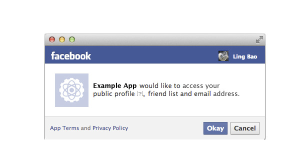 When users approve an app, they'll now only be required to give basic access to their account to get started using it.