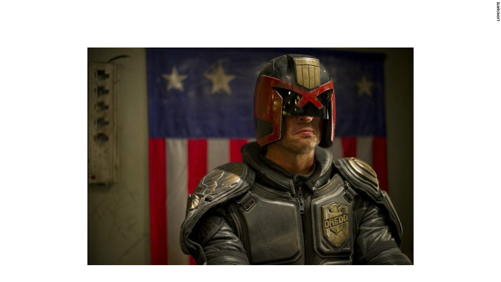 """Dredd"" is the first 3D movie to be made at Cape Town Film Studios, says chief executive Nico Dekker."