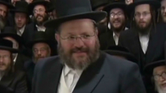 Hasidic leader convicted of sex abuse