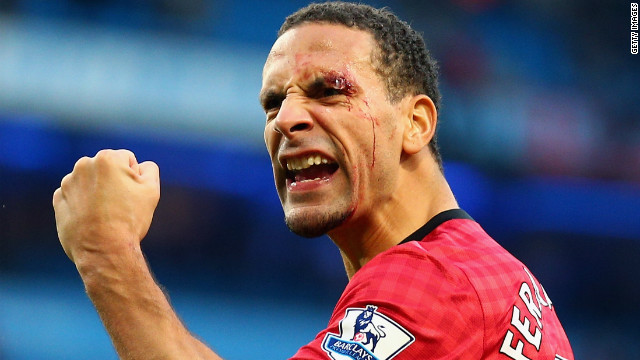 Manchester United defender Rio Ferdinand has represented England 81 times, but not since June 2011.