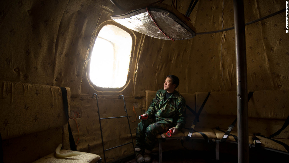 Liu hopes that governments and international organisations will adopt his pods for use in the event of natural disasters.
