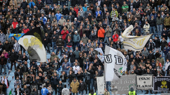 Udinese, one of Italy