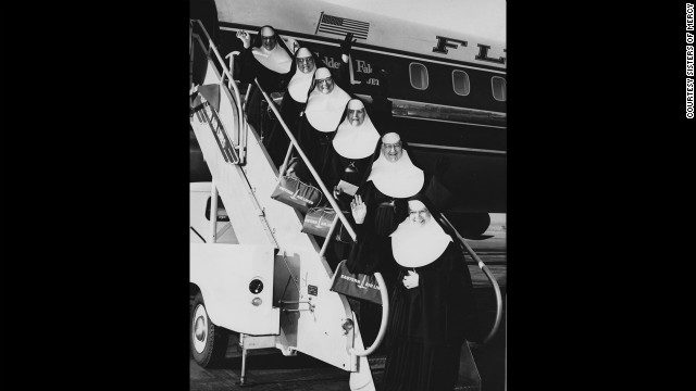 Sisters of Mercy headed toward Peru in 1961. A year later, the Catholic Church changed the rules regarding nuns.