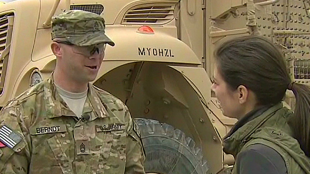 Berndt: Afghan forces will be ready