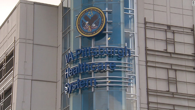 Hospital's water blamed for vets' deaths