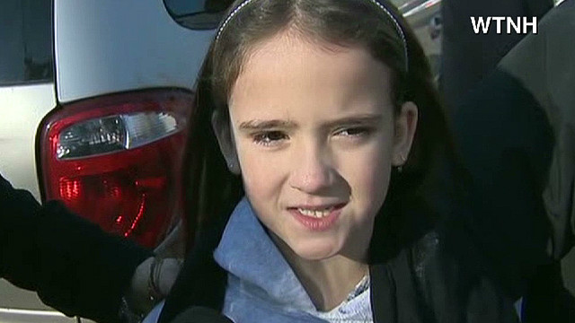 3rd grader describes shooting from class