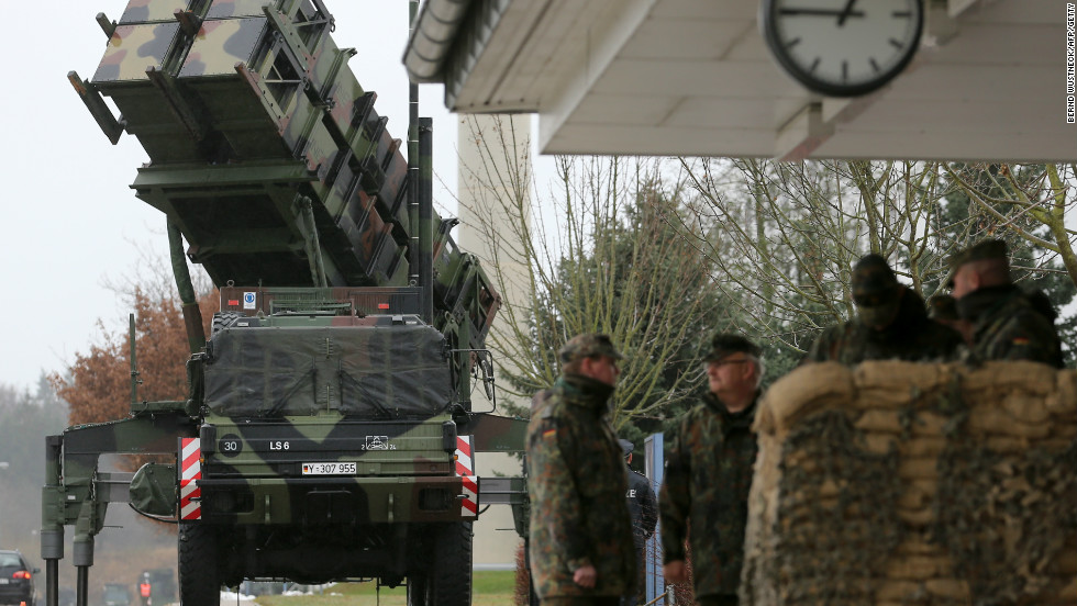 US formally pulls Turkey's Patriot missile system offer