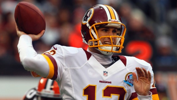 Unable to agree on a a long-term deal with the Washington Redskins, Cousins' patience finally paid off to the tune of a $84 million over three years with the Minnesota Vikings. After successfully betting on himself, the 2016 Pro-Bowler laid out the blueprint for future NFL contracts by receiving the highest fully guaranteed deal in league history.