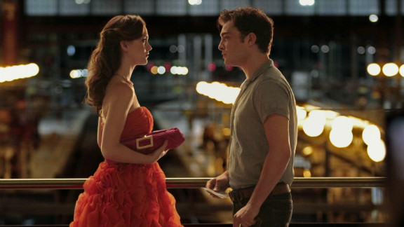 """In an explosive season three finale, viewers saw Chuck get shot in a robbery -- only to see him return and face a resplendent Blair in the early episodes of the fourth season. Gotta love the way """"Gossip Girl"""" can bring back a character."""