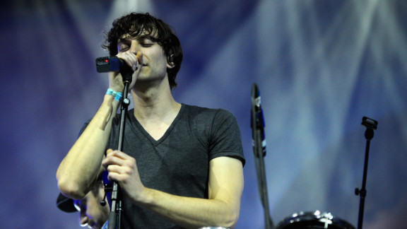 """Somebody That I Used to Know"" spent eight weeks at No. 1 on the Billboard Hot 100. Gotye"