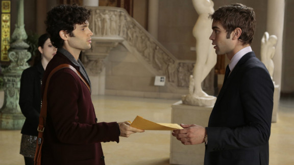 """The whirlwind sixth season of """"Gossip Girl"""" fittingly concluded with the identity of the anonymous """"Gossip Girl"""" blogger finally being revealed."""