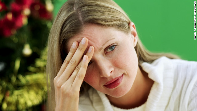 Four simple steps to beating the holiday blues
