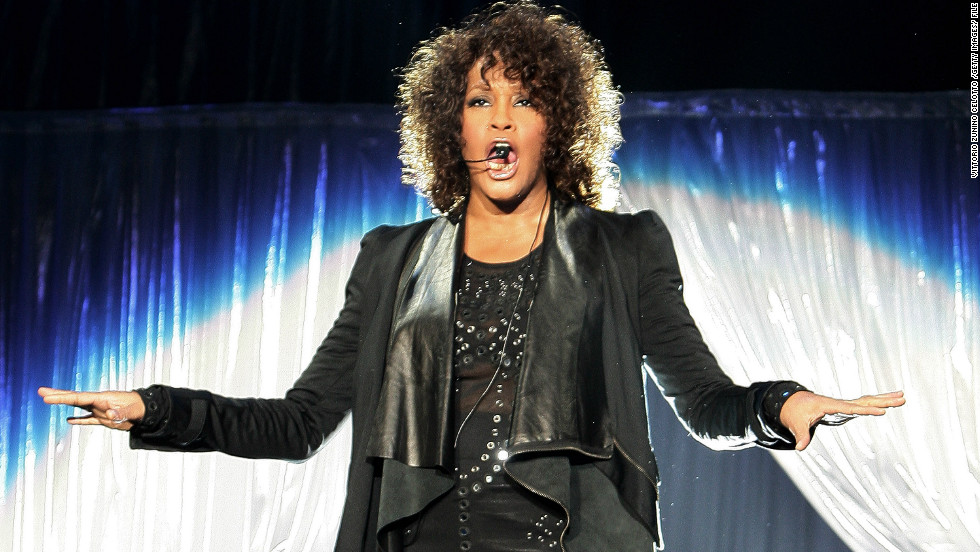 <strong>Highest trending Google search: Whitney Houston: </strong>Whitney Houston,one of America's best-loved singers who died accidentally in the bath in February at the age of 48, was Google's top trending search of the year, according to Google Zeitgeist 2012.This means she had the highest number of searches over a sustained period this year compared with 2011.