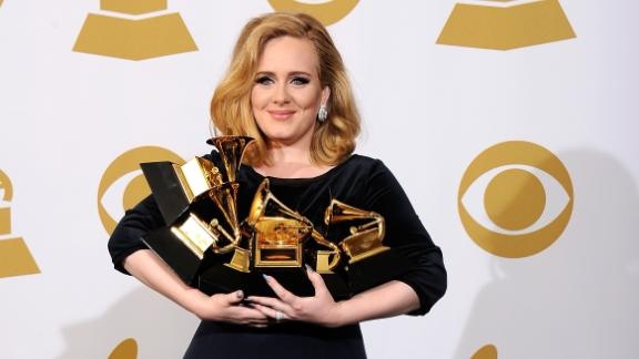 "In the music industry over the past year or so, there's been Adele, and then there's been everyone else. As an example, the British singer has been named Billboard magazine's ""Top Artist of the Year"" for two years straight, and her disc ""21"" has reigned as the publication's ""Top Album"" for the same amount of time."