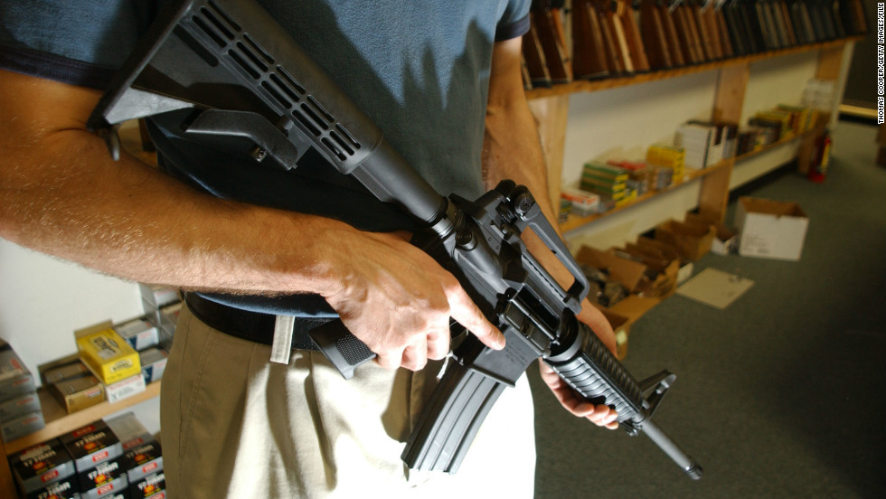 Why would someone own a military-style rifle? - CNN
