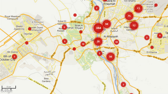 HarassMap is a volunteer-based initiative aiming to end the social tolerance of sexual harassment in Egypt. Victims and witnesses send reports to the group which then maps each case in order to document the extent of the problem.