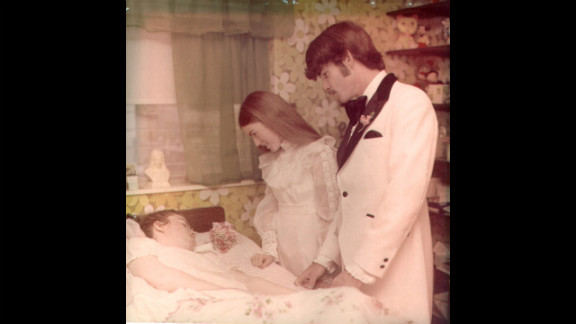 Colleen got married in 1974 to Richard Owen, with the reception held in Edwarda