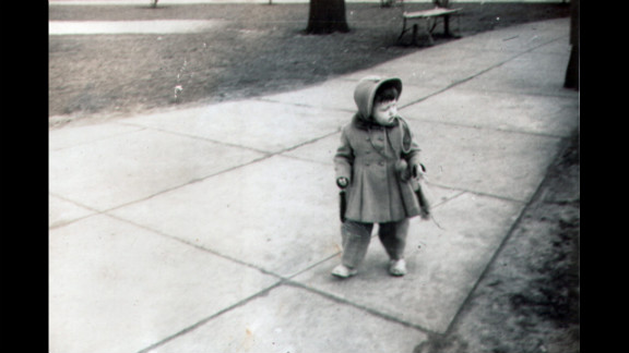 Edwarda in Johnstown, Pennsylvania, where her grandfather was the town