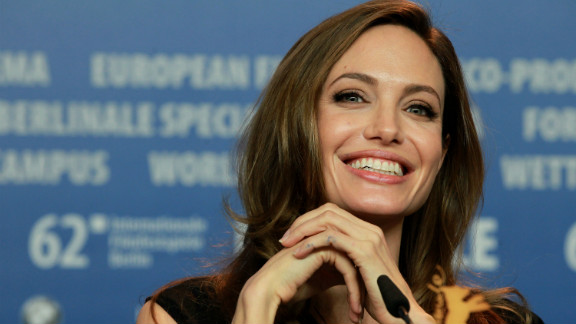 "You were more likely to spot  Angelina Jolie on a humanitarian mission than a red carpet this year, but one exception would be her promotional work for the film she wrote and directed, ""In the Land of Blood and Honey."""