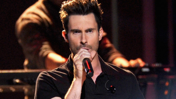 "We remember when Adam Levine was synonymous with just Maroon 5, but how things have changed. This year, he's served as a coach/mentor on ""The Voice"" while also foraying into acting on the hit ""American Horror Story: Asylum."""