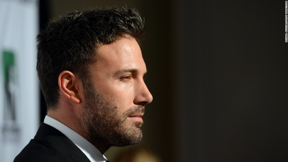 "Ben Affleck's reputation as a whip-smart actor/director only increased <a href=""http://www.cnn.com/2012/10/12/showbiz/movies/argo-movie-review/index.html?iref=allsearch"" target=""_blank"">with this year's critically-acclaimed ""Argo,""</a> a feat that's landed Affleck on quite a few ""best of "" year-end lists. Better still, he's managed to keep <a href=""http://marquee.blogs.cnn.com/2012/12/14/john-krasinski-is-just-the-bro-on-the-side-for-matt-damon/?iref=allsearch"" target=""_blank"">his bromance with Matt Damon firmly intact.</a>"