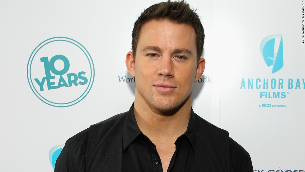 We Wouldnt Have Been Surprised To See Channing Tatum Arrive At No