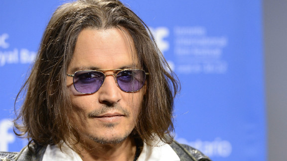 "A now single Johnny Depp has been a jack-of-all-trades this year. He's launched a line of books, starred in Tim Burton's ""Dark Shadows"" and showed off his musical talents on stage at the MTV Movie Awards."