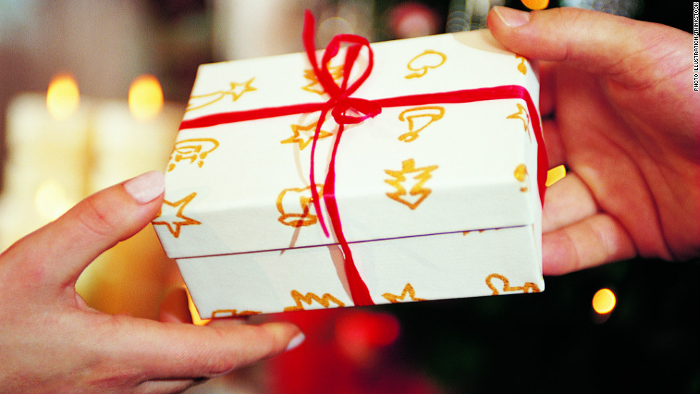 there has been some research to suggest that men and women view gifts differently - What To Give For Christmas