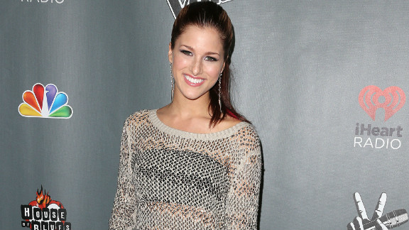 Cassadee Pope attends